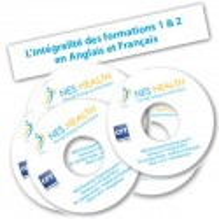 DVDs de formation NES Provision