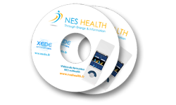 NES miHealth training DVD set