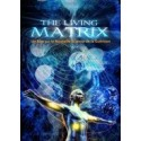 DVD du film Living Matrix STFR