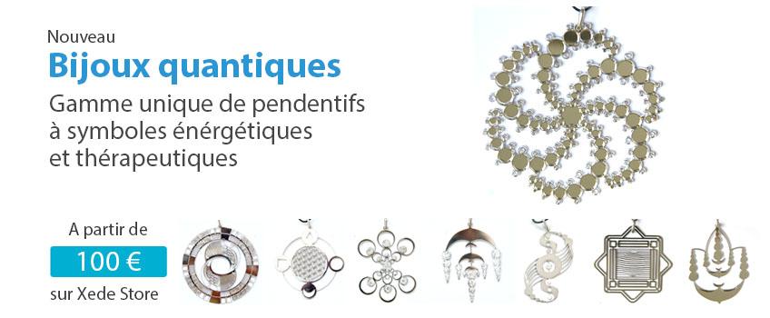 Xede International AB . Bijoux quantiques , Clés de